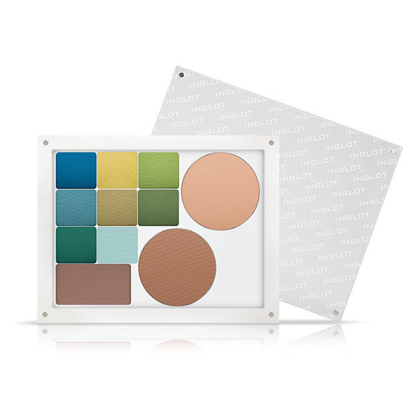 Inglot Freedom System Flexi Palette (White) -  | Camera Ready Cosmetics - 3
