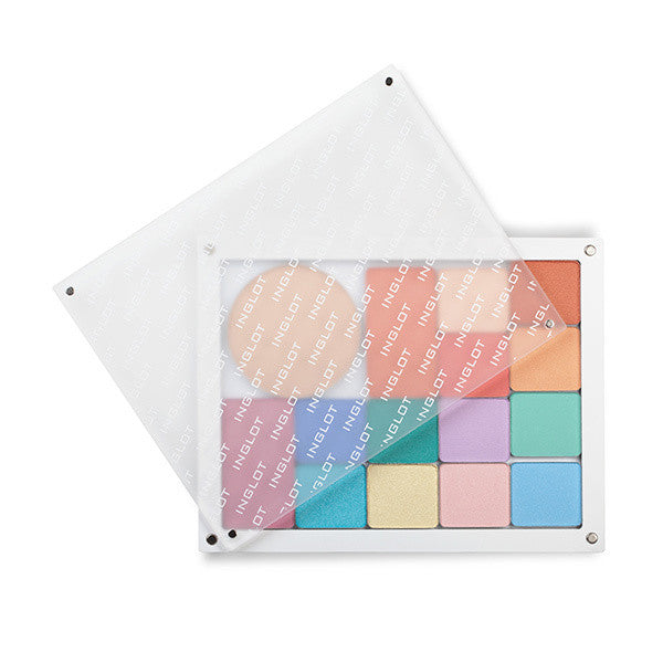 Inglot Freedom System Flexi Palette (White) -  | Camera Ready Cosmetics - 4