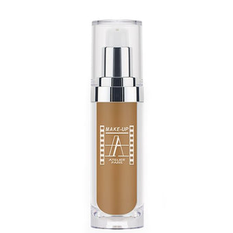 alt Make-Up Atelier Waterproof Foundation Dark Cinnamon FLWTN2