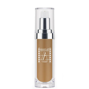 alt Make-Up Atelier Waterproof Foundation Dark Safran FLWTN0