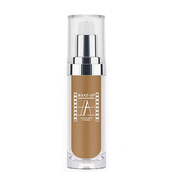 alt Make-Up Atelier Waterproof Foundation Dark Amber FLWTN1