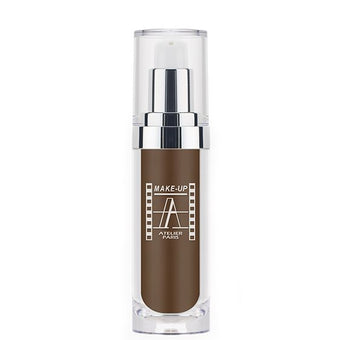 alt Make-Up Atelier Waterproof Foundation Dark Cacao FLWTN6