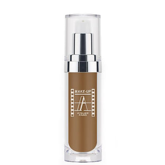 alt Make-Up Atelier Waterproof Foundation Dark Moka FLWTN4
