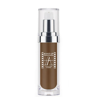 alt Make-Up Atelier Waterproof Foundation Dark Coconut FLWTN5