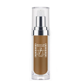 alt Make-Up Atelier Waterproof Foundation Dark Bamboo FLWTN3