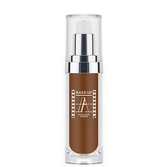 alt Make-Up Atelier Waterproof Foundation Dark Licorice FLWTN7