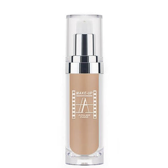 alt Make-Up Atelier Waterproof Foundation Apricot Gilded Apricot FLW4A