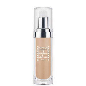 alt Make-Up Atelier Waterproof Foundation Apricot Natural Apricot FLW3A