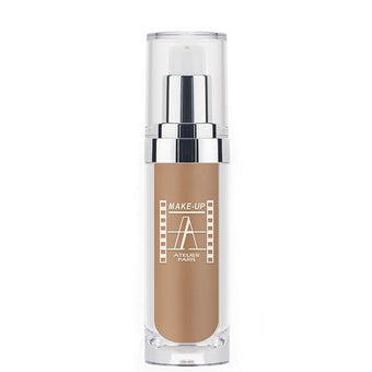 alt Make-Up Atelier Waterproof Foundation Apricot Tan Apricot FLW6A