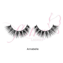 alt Flutter Mink Evening Lashes Annabelle