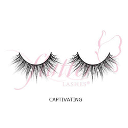 alt Flutter Ersatz Synthetic Lashes Collection Captivating