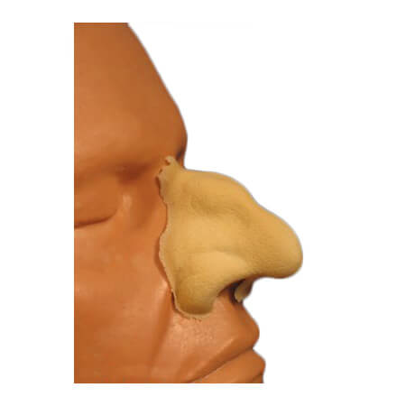 alt Rubber Wear Witch Nose Foam Latex Prosthetic Large (FRW-005)