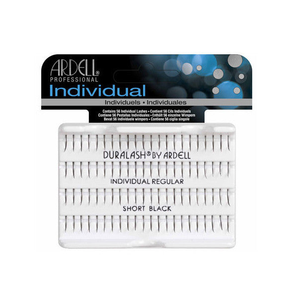 ALT - Ardell Regular Individual Lashes - Regular Short Black (65061) - Camera Ready Cosmetics