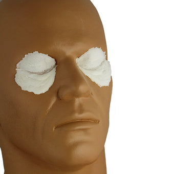 alt Rubber Wear Aging Eyelids & Bags #2 Foam Latex Prosthetic