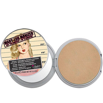 The Balm Cosmetics Mary-Lou Manizer Highlighter, Shadow & Shimmer | The Balm Cosmetics | Camera Ready Cosmetics