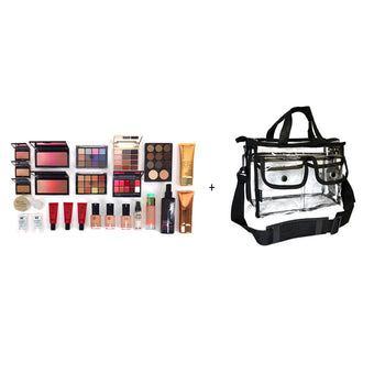 alt Greatest Of All Time (G.O.A.T) Makeup Kit w/ Monda Studio Bag