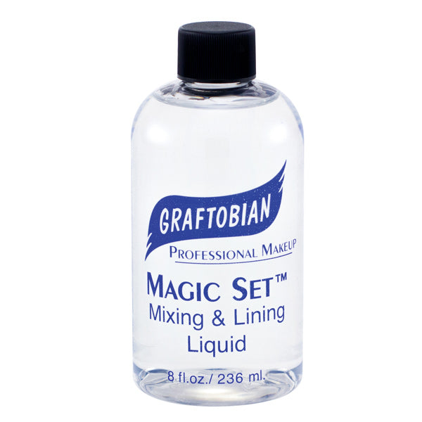 alt Graftobian Magic Set Mixing and Lining Liquid 8oz Bottle (88696)