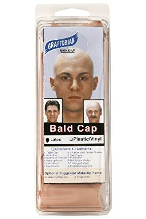alt Graftobian Bald Cap Regular (99700)