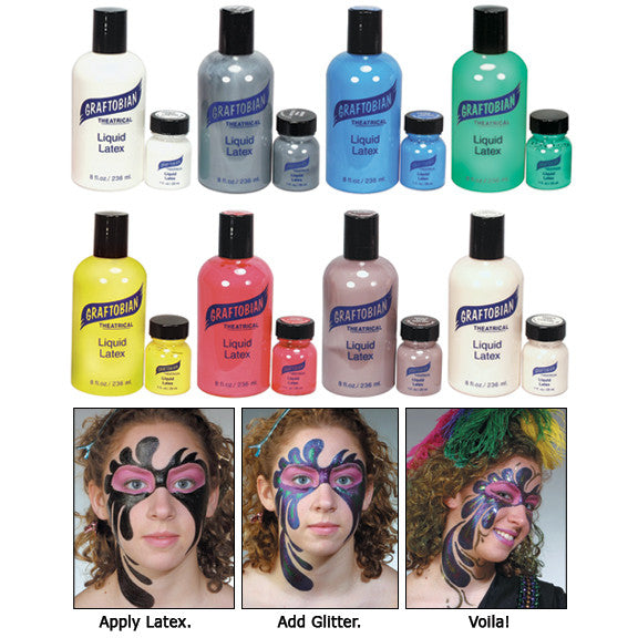 Graftobian Liquid Latex -  | Camera Ready Cosmetics - 3