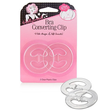 Hollywood Fashion Secrets - Bra Converting Clip (2 clips) -  | Camera Ready Cosmetics