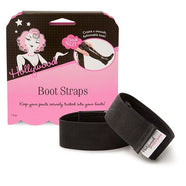 Hollywood Fashion Secrets - Boot Straps -