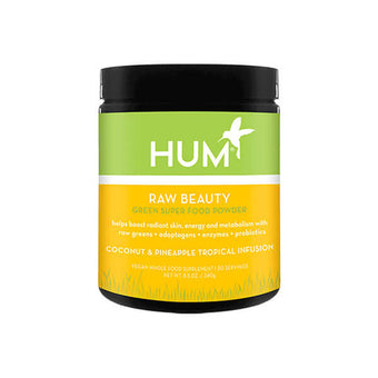 alt HUM Nutrition Raw Beauty Coconut Pineapple Tropical Infusion