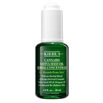 alt Kiehl's Since 1851 Herbal Oil Concentrate