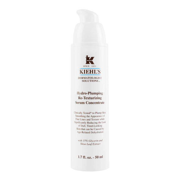 alt Kiehl's Since 1851 Hydro Plumping Re-Texturizing Serum Concentrate 50 ml