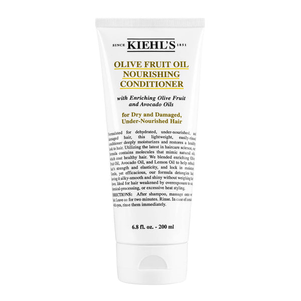 alt Kiehl's Since 1851 Olive Fruit Oil Nourishing Conditioner 6.8 fl oz Tube