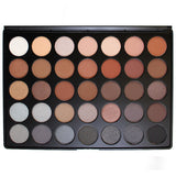 Morphe 35K - 35 Color Koffee Eye Shadow Palette -  | Camera Ready Cosmetics - 1