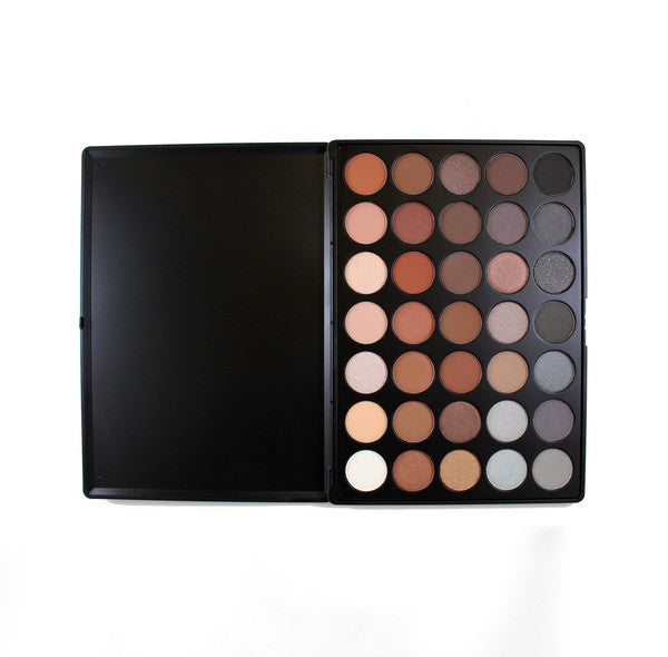 Morphe 35K - 35 Color Koffee Eye Shadow Palette -  | Camera Ready Cosmetics - 2