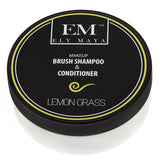 Ely Maya Brush Shampoo and Conditioner - Lemon Grass Swirl  | Camera Ready Cosmetics