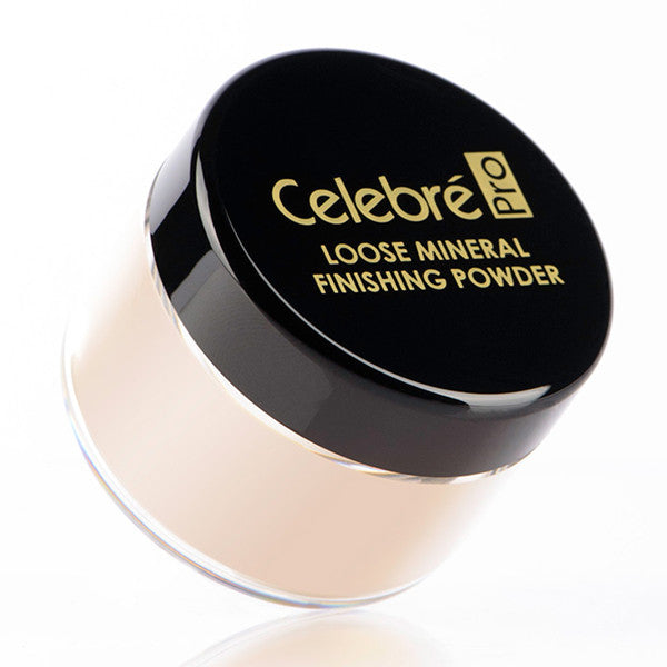 Mehron Celebre Pro HD Loose Mineral Finishing Powder  | Camera Ready Cosmetics