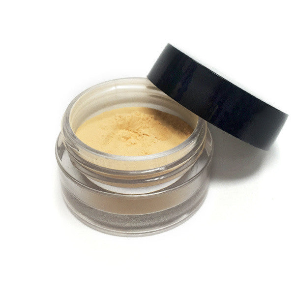 alt SAMPLE L.A. Girl HD PRO Setting Powder Banana Yellow (GPP920)