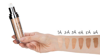 alt Make-Up Atelier Waterproof Foundation Apricot