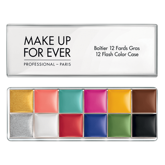 alt Make Up For Ever 12 Flash Color Palette Original (M49900)