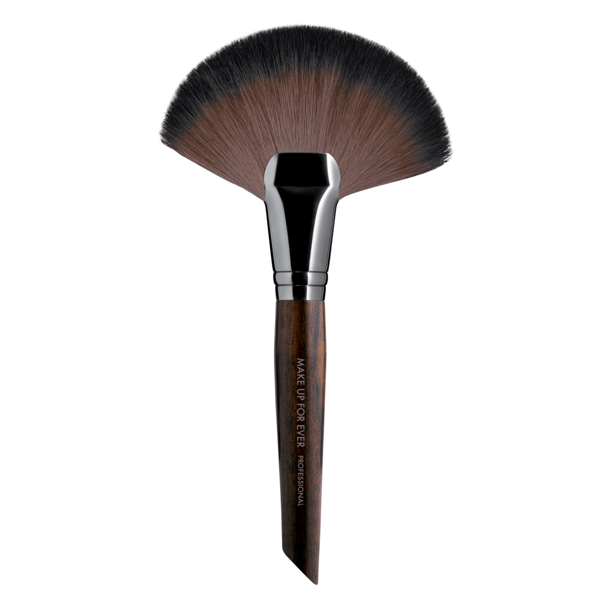 Make Up For Ever Powder Fan Brush Large Camera Ready Cosmetics
