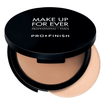 alt Make Up For Ever Pro Finish 128 - Neutral Sand (M68128)