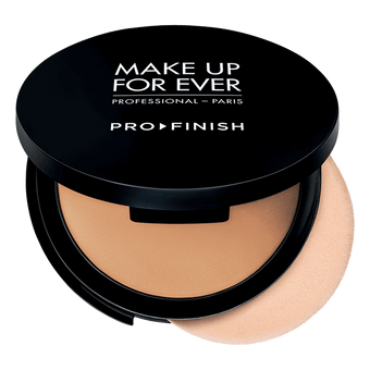 alt Make Up For Ever Pro Finish 168 - Golden Camel (M68168)