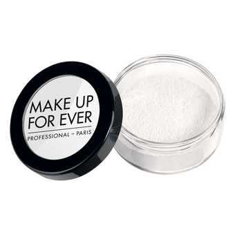 alt Make Up For Ever Super Matte Loose Powder 00 White  (M70600)