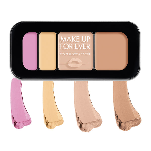 alt Make Up For Ever Ultra HD Underpainting Color Correcting Palette 20 Very Light (10020)