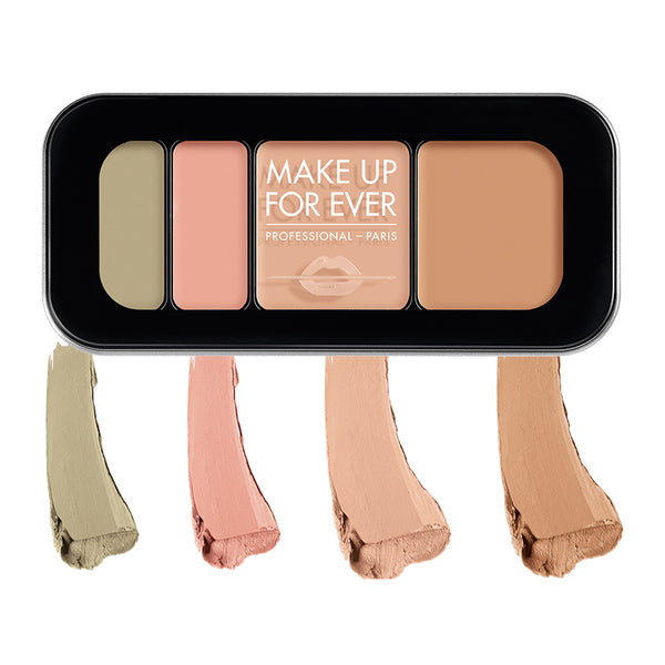 alt Make Up For Ever Ultra HD Underpainting Color Correcting Palette 25 Light (10025)