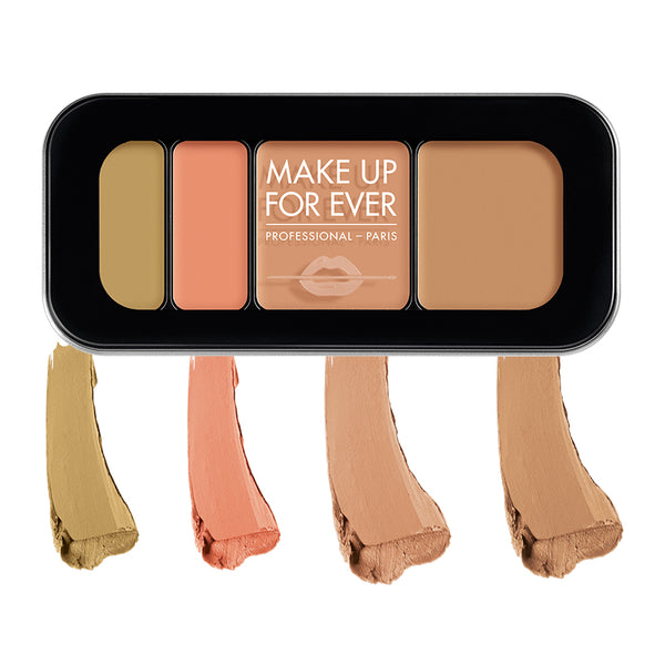 alt Make Up For Ever Ultra HD Underpainting Color Correcting Palette 30 Medium (10030)