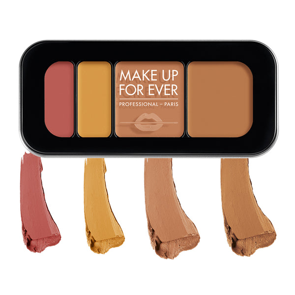 alt Make Up For Ever Ultra HD Underpainting Color Correcting Palette 40 Tan (10040)