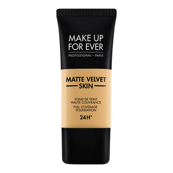 alt Make Up For Ever Matte Velvet Skin Foundation Y405 Golden Honey (73405)