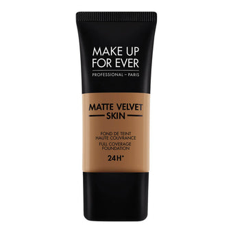 alt Make Up For Ever Matte Velvet Skin Foundation Y535 Chestnut (73535)