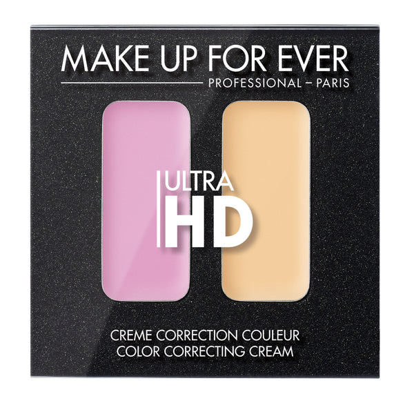 alt Make Up For Ever Ultra HD Underpainting Color Correcting Refills 20 Very Light (Mauve/Light Yellow)