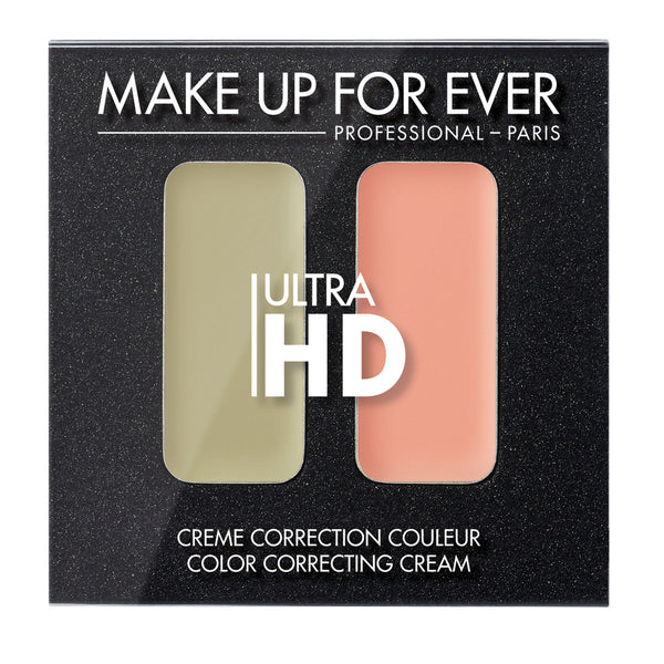 alt Make Up For Ever Ultra HD Underpainting Color Correcting Refills 25 Light (Light Green/Light Pink)