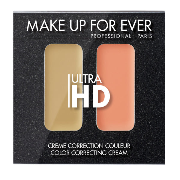 alt Make Up For Ever Ultra HD Underpainting Color Correcting Refills 30 Medium (Olive Green/Peach)