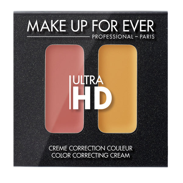 alt Make Up For Ever Ultra HD Underpainting Color Correcting Refills 40 Tan (Yellow Ochre/Dark Peach)